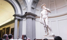 VIP Small Group Accademia Gallery Tour