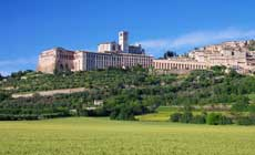 Excursion to Assisi and Cortona