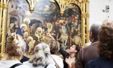 Smart Uffizi Guided Tour