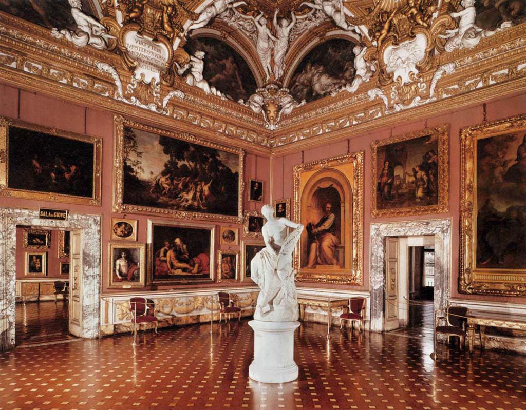 Image result for Palatine Gallery Florence